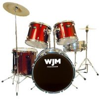 WJM JW110 COMPLETE Drum Set