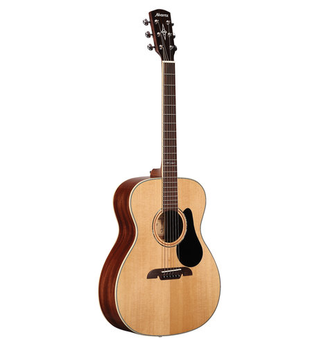 Alvarez Artist 60 Series Folk, Natural Finish