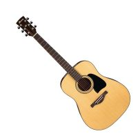 Ibanez Artwood AW50 Acoustic Guitar, Natural Finish