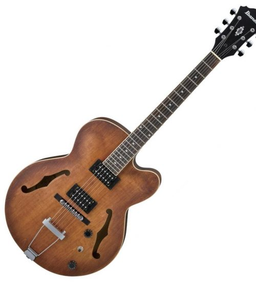ibanez ARTCORE AF55 TF Hollow Body Single Cutaway Electric Guitar