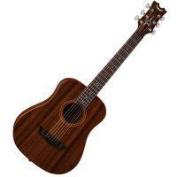 Dean Flight Mahogany Travel Acoustic Guitar