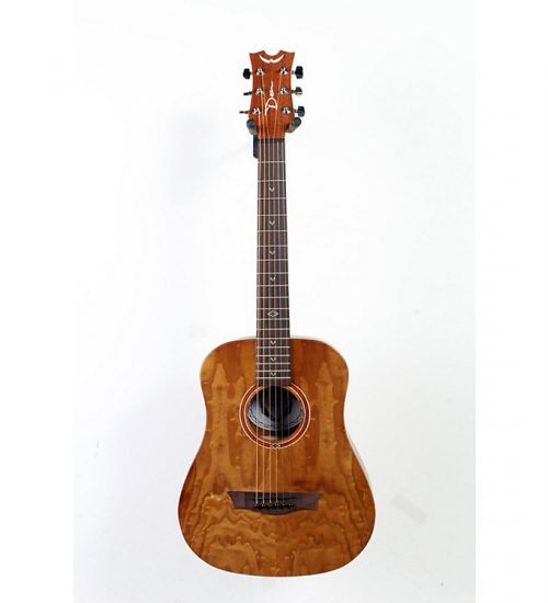 Dean Flight Travel Bubinga Guitar