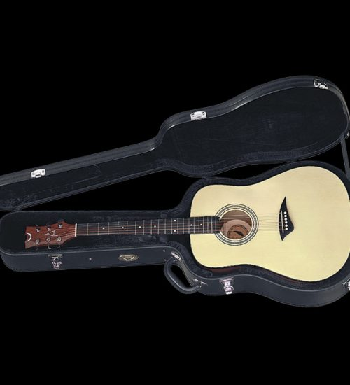 Dean Tradition AK48 Acoustic Guitar with Case