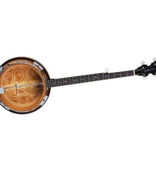Luna Celtic 5 String Banjo