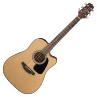 Takamine GD10 Acoustic Electric Guitar - Natural Satin