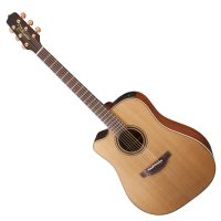 Takamine GD30 Acoustic Electric Guitar, Lefty - Natural