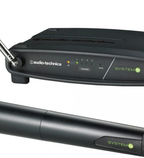 Audio Technica VHF Wireless Handheld Microphone