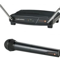 Audio Technica Wireless Handheld Microphone