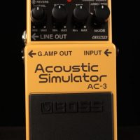 Boss AC3 Acoustic Simulator Pedal 1