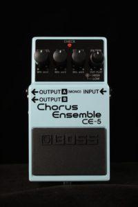 Boss CE5 Stereo Chorus Ensemble Pedal 1