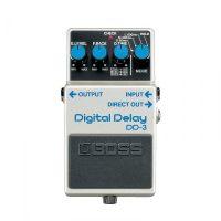 Boss DD3 Digital Delay Pedal