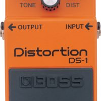 Boss DS1 Distortion Pedal zoom
