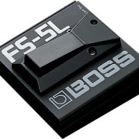 Boss Foot Switch FS-5U 5L 1