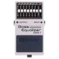 Boss GEB7 7 Band Bass Equalizer