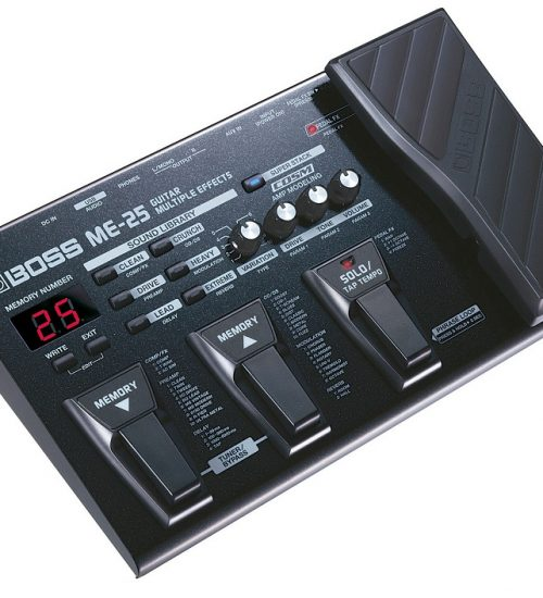 Boss ME25 Multi Effects Pedal