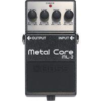 Boss ML2 Metal Core Distortion Pedal