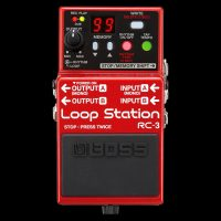Boss RC3 Looper Pedal