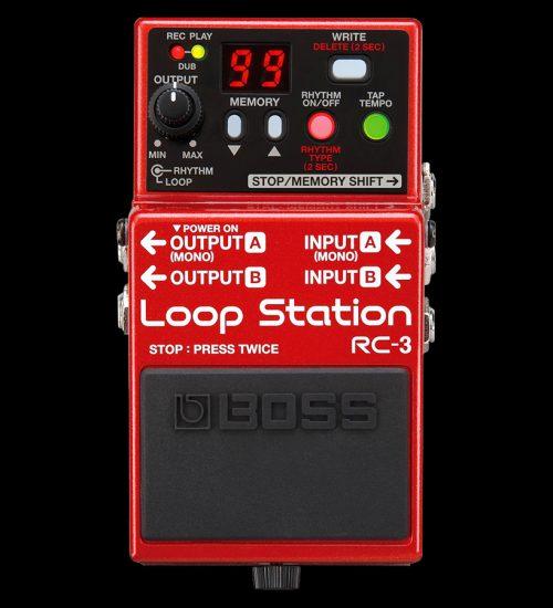 Boss RC3 Looper Pedal