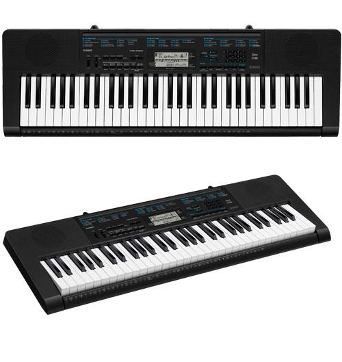 Casio CTK2300 61 Key Electric Keyboard