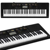 Casio CTK2400 61 Key Electric Keyboard