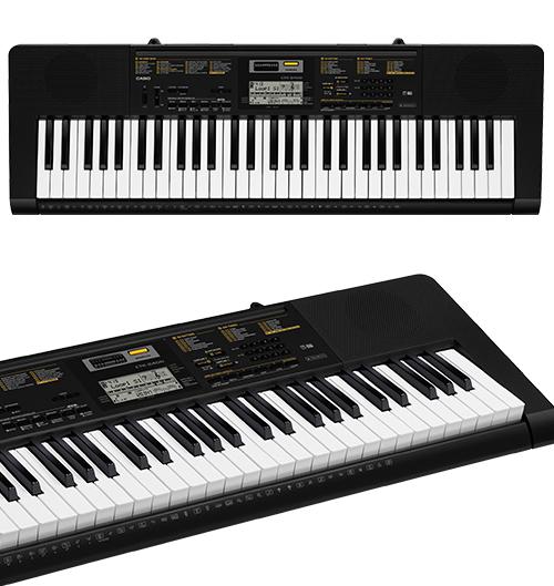 Casio CTK2400 61 Key Electric Keyboard