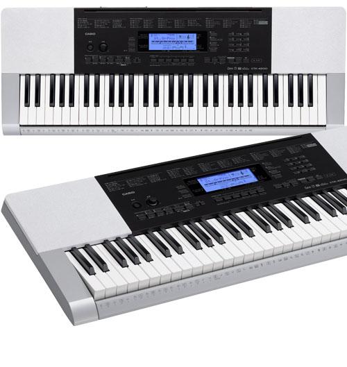 Casio CTK4200 61 Key Electric Keyboard
