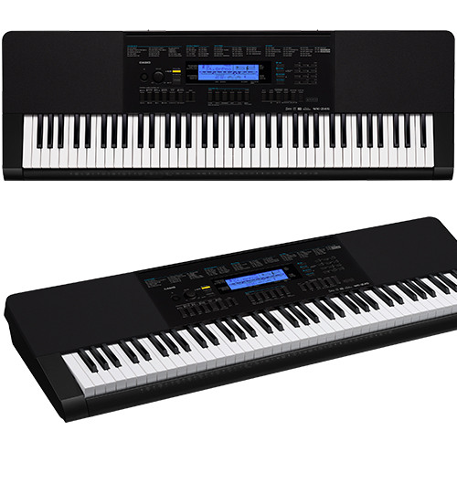 Casio WK245 76 Key Work Station Keyboard