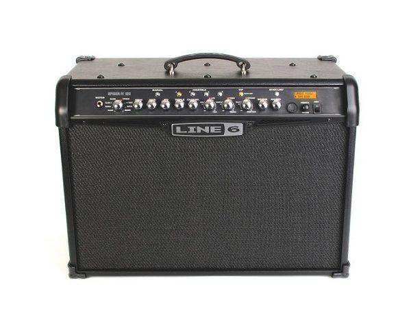 Line 6 Modeling Amp : line 6 spider iv 120 2 10 120 watt modeling guitar amp deluca music ~ Russianpoet.info Haus und Dekorationen