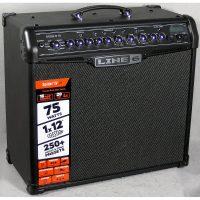 Line 6 Spider IV 75 75 Watt Modeling Guitar Amp