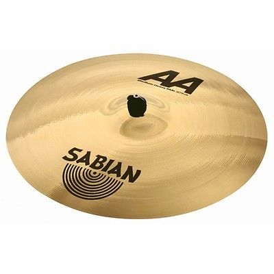 Sabian 20 AA Medium Heavy Ride Cymbal Brilliant