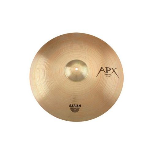 Sabian 22 APX Solid Ride Cymbal
