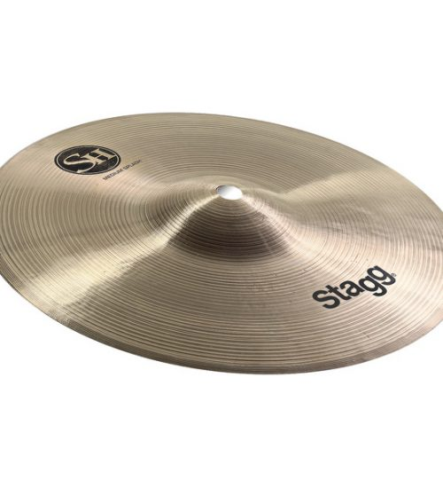 Stagg 16 Single Hammered Crash Cymbal