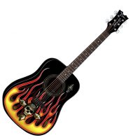 Dean Bret Michaels Player Guitar