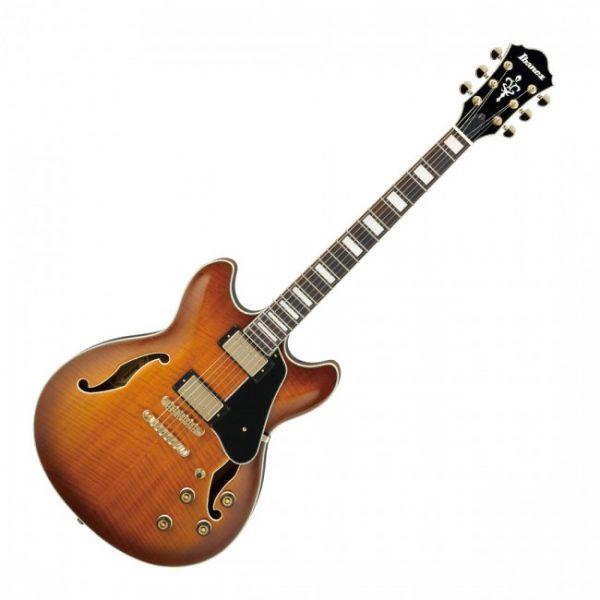 ibanez as93vls artcore semi hollow body guitar deluca music. Black Bedroom Furniture Sets. Home Design Ideas