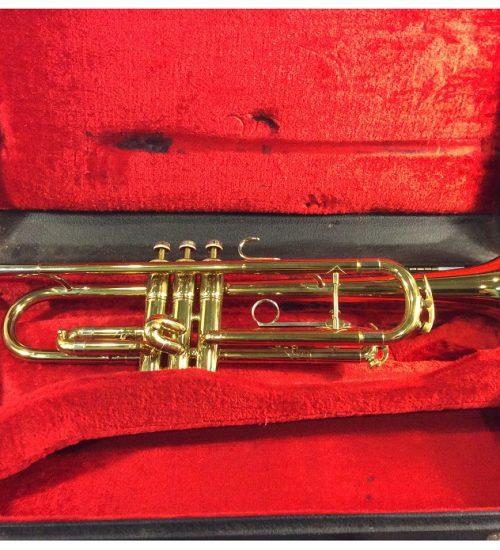 King 600 Trumpet