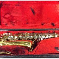 King 613 Alto Saxophone