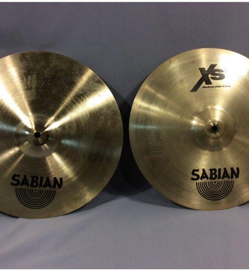 Sabian XS20 14 Medium Hi Hats