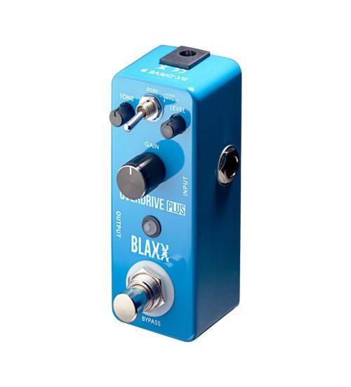 Blaxx 3 Mode Mini Overdrive Pedal