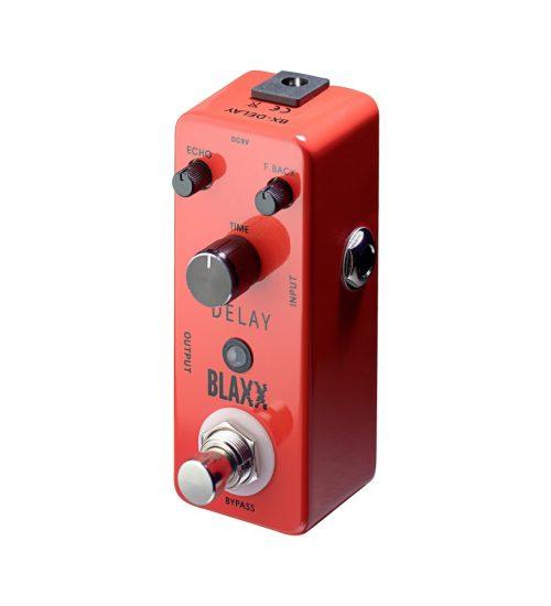 Blaxx Mini Delay Guitar Pedal