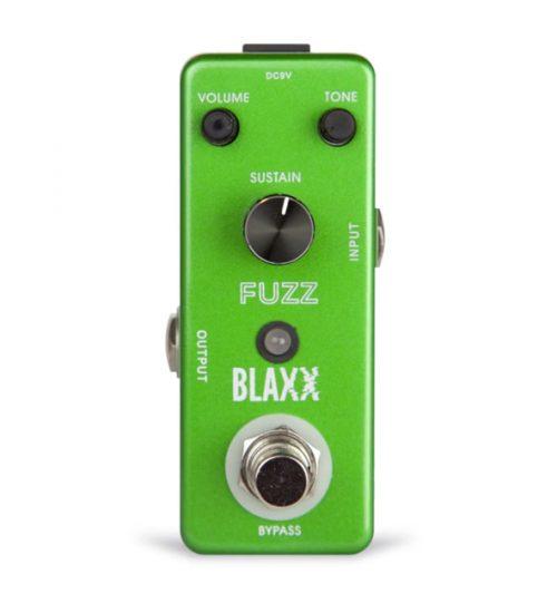 Blaxx Mini Fuzz Guitar Pedal