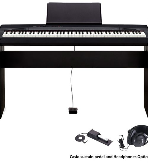 Casio Privia PX160 Electric Piano Bundle