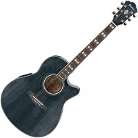 Ibanez AEF30ETBK Acoustic Electric Guitar
