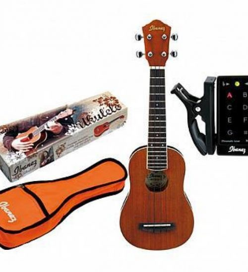 Ibanez Ukulele Package