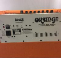 Orange Crush 100BXT 100 Watt Bass Amp 2