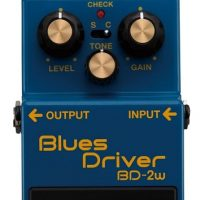 Boss BD-2W Blues Driver Waza Craft zoom