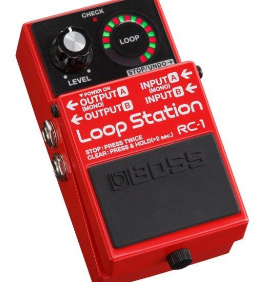 Boss RC1 Looper Pedal