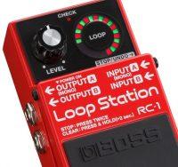 Boss RC1 Looper Pedal zoom
