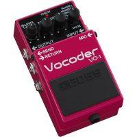 Boss VO-1 Vocoder Vocal